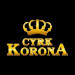 LOGO CYRK KORONA